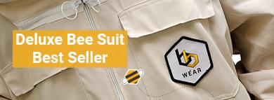Deluxe Bee Suit - Best Seller