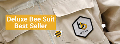 Deluxe Bee Suit - Best Seller