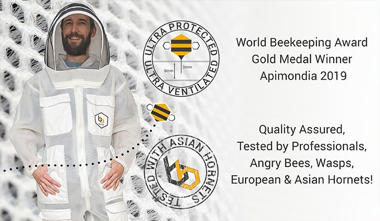 Bee friendly colour range