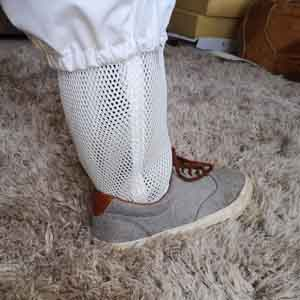 Ultra Gauntlets for Ankles