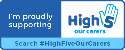 #HighFiveOurCarers