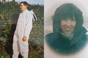 Michael and Belinda - 2000